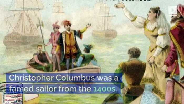 5 Facts You Didn't Know About Christopher Columbus (Columbus Day, October 14th)