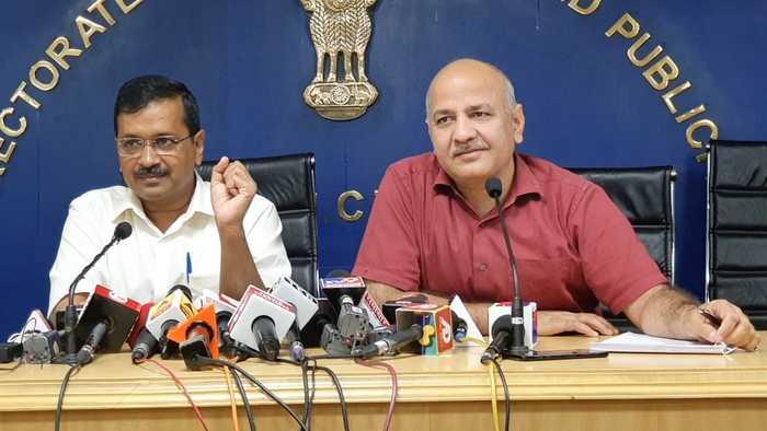 Kejriwal, Sisodia congratulate Nobel winner Abhijit Banerjee