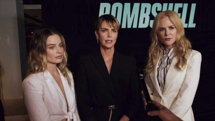 The Women Of 'Bombshell'