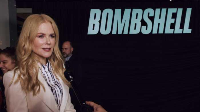 'Bombshell': Nicole Kidman