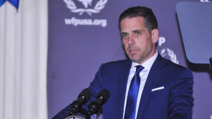 Hunter Biden Speaks Out Against Allegations Made By Trump