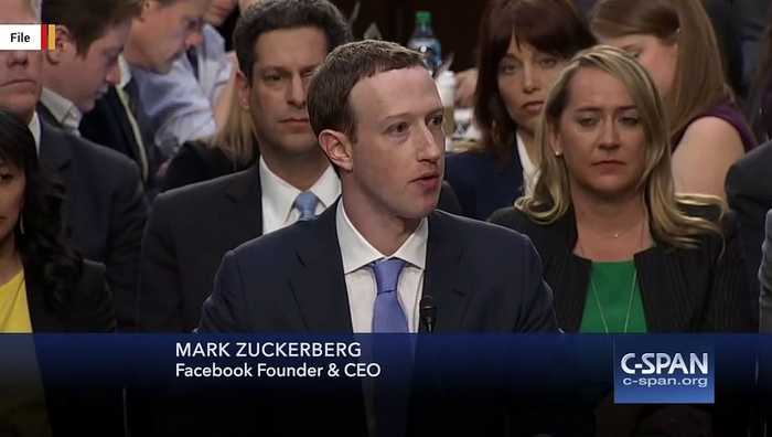 Mark Zuckerberg Reportedly Hosted Tucker Carlson, Other Conservatives