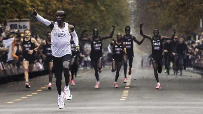 How the Two-Hour Marathon Limit Was Broken