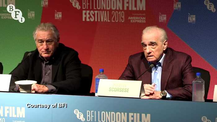 Scorsese says he wanted to 'enrich' past De Niro work with 'The Irishman'