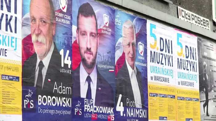 Poland's nationalists win general election