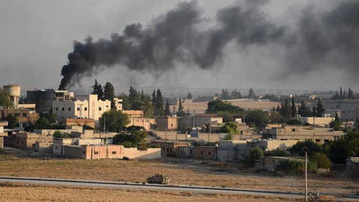 Syrian Army To Help Kurds Fight Turkey In Northern Syria