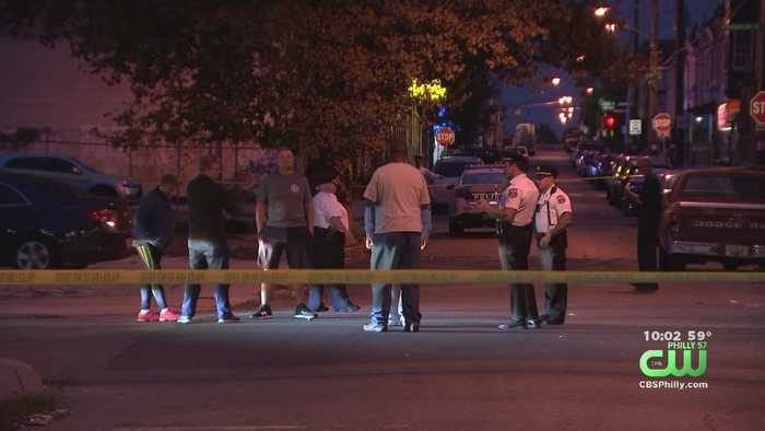 6 People Wounded In Mass Shooting In North Philadelphia