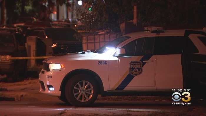 6 People Injured After Gunman Opens Fire On Group In North Philadelphia