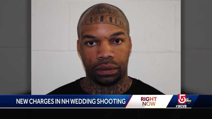 New charges in NH wedding shooting