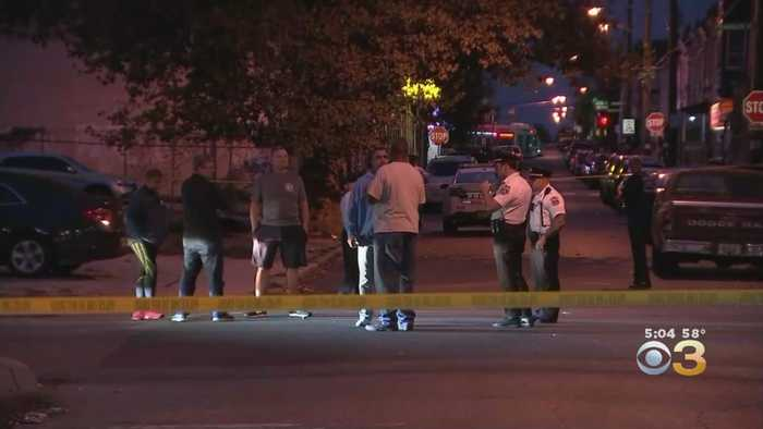 6 People, Including Teen, Injured In Fairhill Shooting