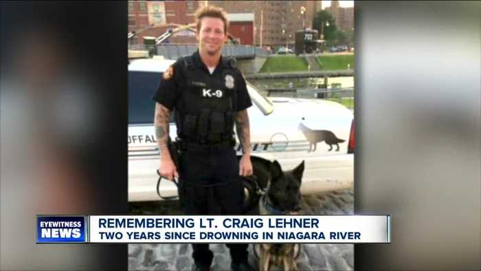 Remembering Buffalo Police Officer Craig Lehner two years later