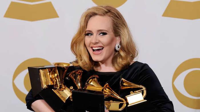 Adele's album '21' is Britain's biggest this century