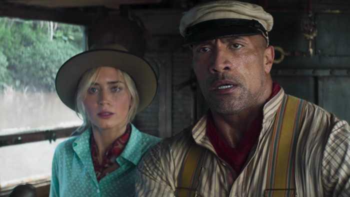'Jungle Cruise' Trailer