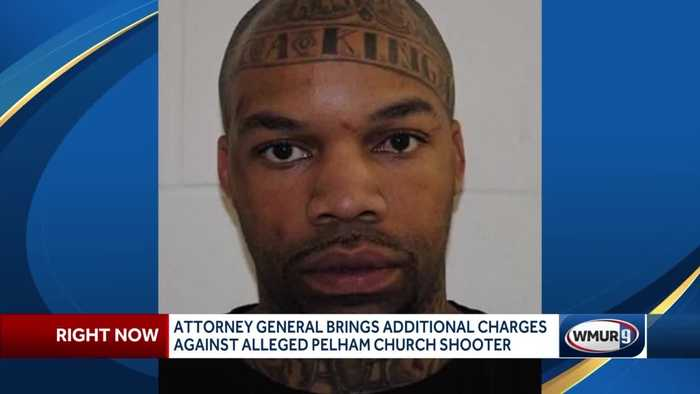 AG brings additional charges against alleged Pelham church shooter
