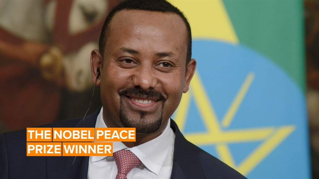 Ethiopia's Prime Minister won the Nobel Peace Prize!