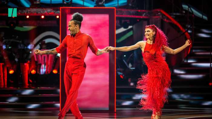 Strictly Shock Sees Dev Depart The Dancefloor