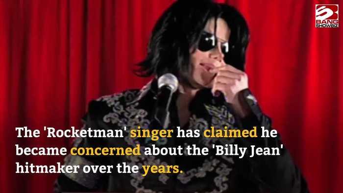 Elton John brands Michael Jackson 'mentally ill' and 'disturbing' in new book