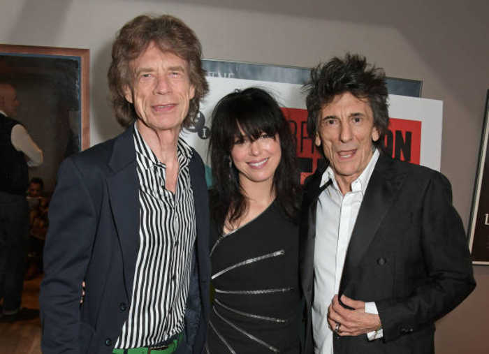 Ronnie Wood can't believe he's still alive