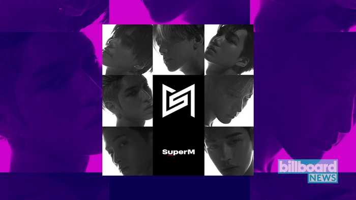 SuperM's 'The 1st Mini Album' Debuts at No. 1 on Billboard 200 Albums Chart | Billboard News