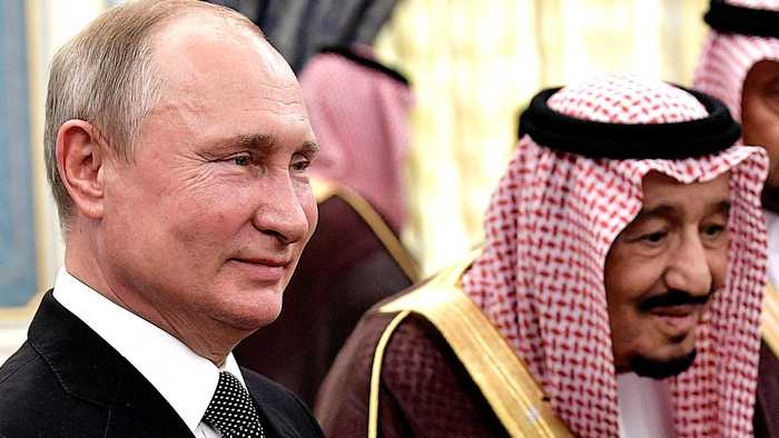 Russia-Saudi ties: President Vladimir Putin in Riyadh