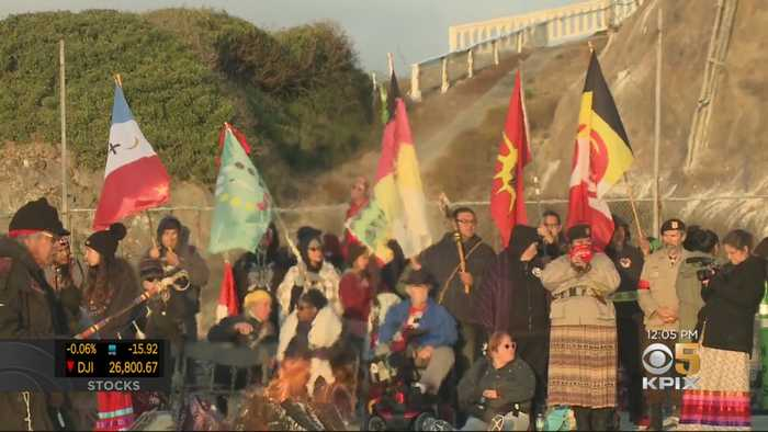 Tribal Nations Gather To Mark 50th Anniversary Of Alcatraz Occupation