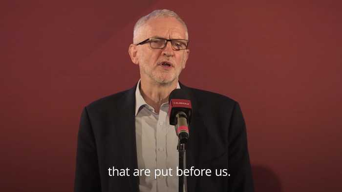 Jeremy Corbyn: Queen's Speech was