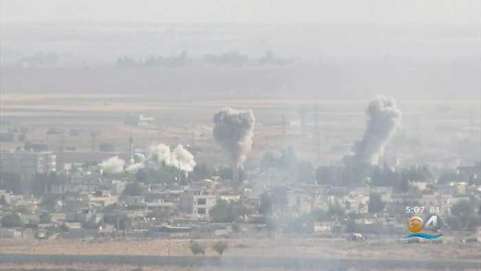 Chaos And Bloodshed Escalates In Northern Syria