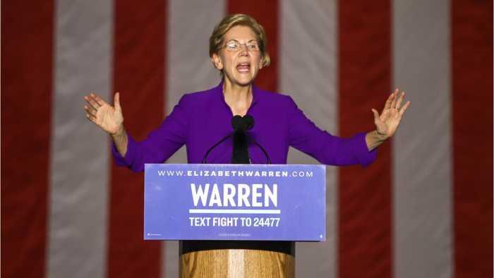 Warren Leading Biden Ahead Of Next Debate