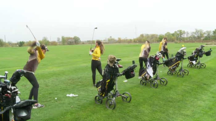 Youth leading the way for Tomah golf