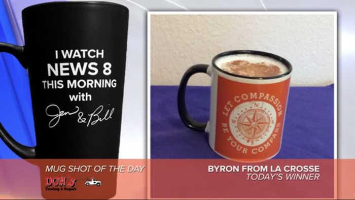 Mug shot of the Day - 10/14/19 - Byron from La Crosse