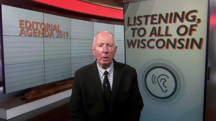 Editorial: Listening to all of Wisconsin