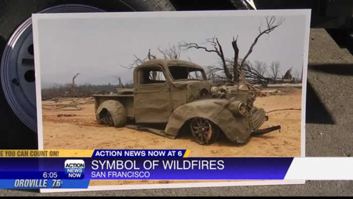 Fighter who battled Carr Fire teaches fire safety lesson