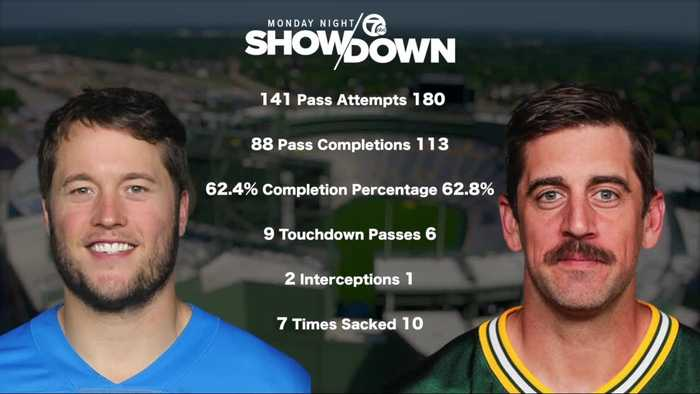 Quarterback matchup ahead of Monday Night FOotball