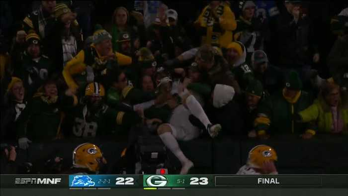 Green Bay Packers top Detroit Lions