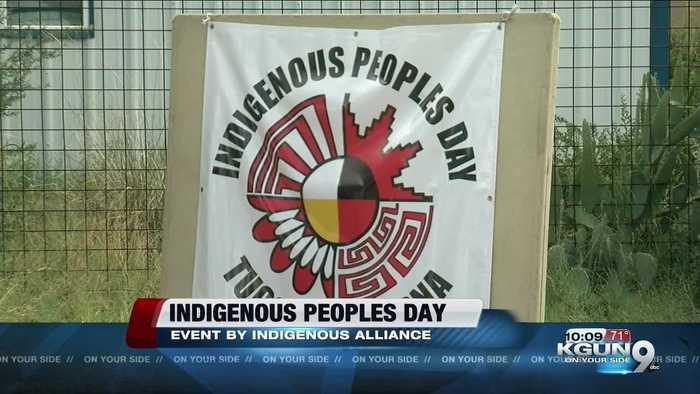 Community of Tucson celebrates Indigenous Peoples Day
