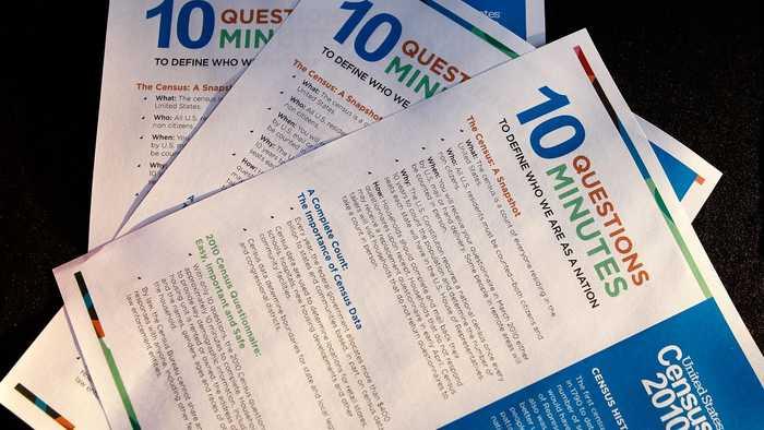 Census Bureau Asks States For Data, Including Details On Citizenship