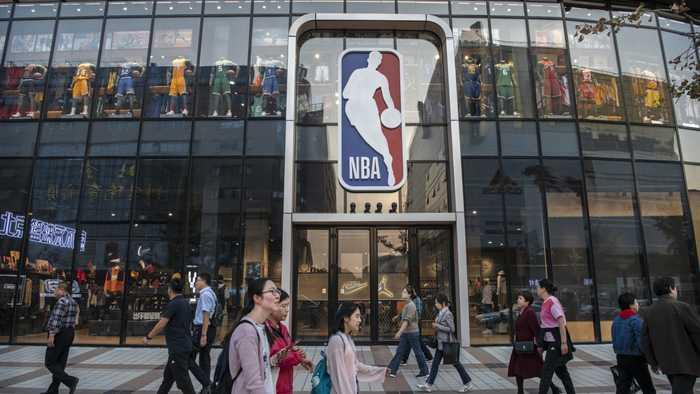 China Resumes Streaming NBA Games