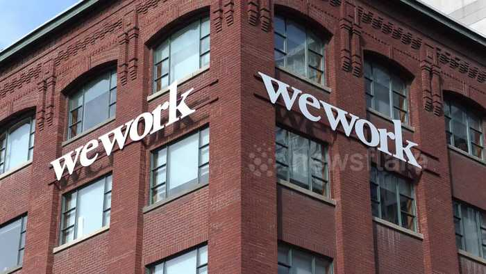 Carcinogenic chemicals found in WeWork's phone booths