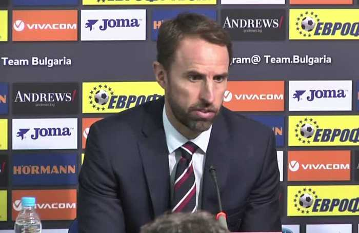 England made a big statement against racist abuse, says Southgate