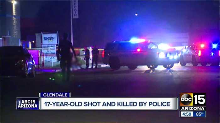 What we know about the teen shot and killed by Glendale police at an illegal warehouse party