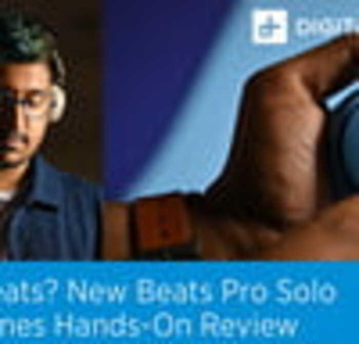 New Beats Pro Solo Headphones Hands-On Review