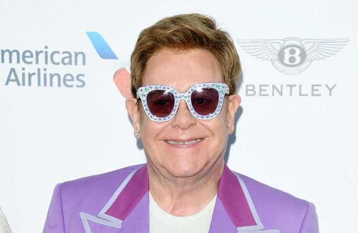 Sir Elton John: 'Cocaine gave me confidence'