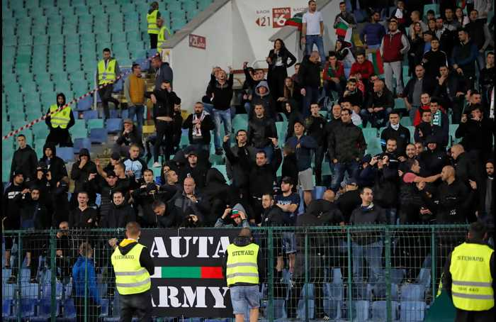 Bulgarian Caller Says He 'Feels So Bad' About Racially Abusive Football Fans