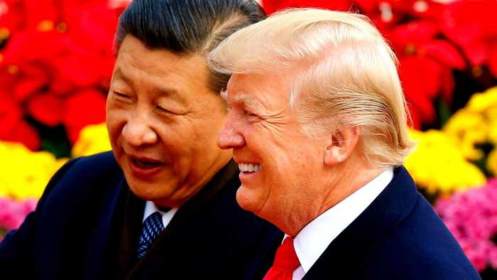 Trump reportedly makes concessions to China before trade talks