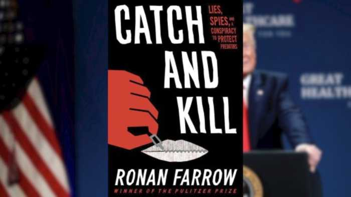 'Catch and Kill' Book Says National Enquirer Shredded Trump-Related Documents