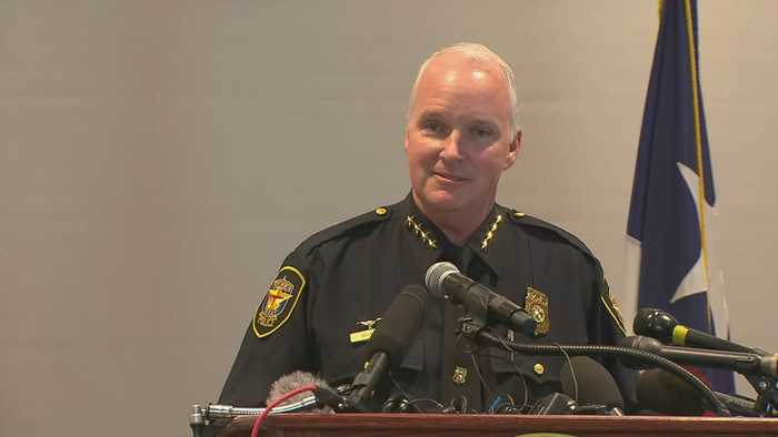 Fort Worth Police Give Update After Former Officer Aaron Dean Arrested, Charged With Murder