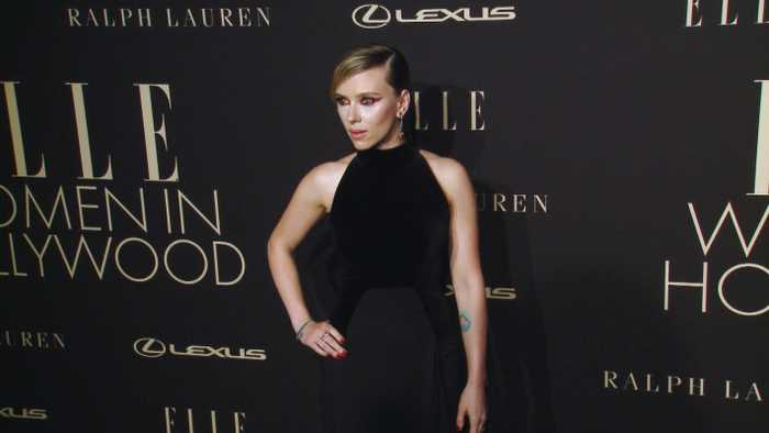 Celebs Attend 'Elle Women In Hollywood' Event