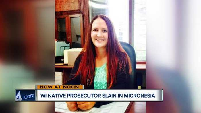 Wisconsin prosecutor slain in Pacific nation of Micronesia