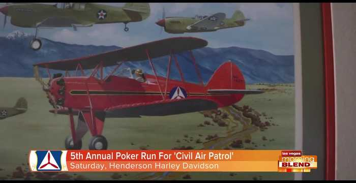 Henderson Harley Davidson 5th Annual Poker Run