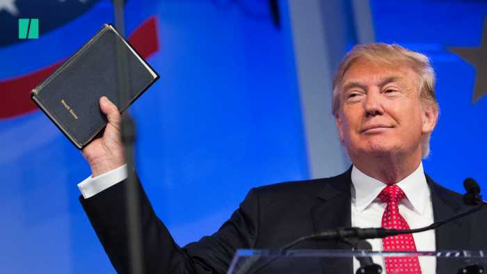 The White House Erodes Separation Of Church And State